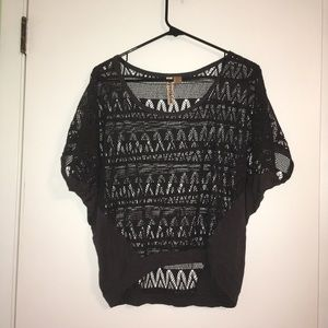 🖤 Cute black top
